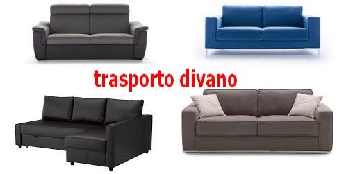 Trasporto divano Torino